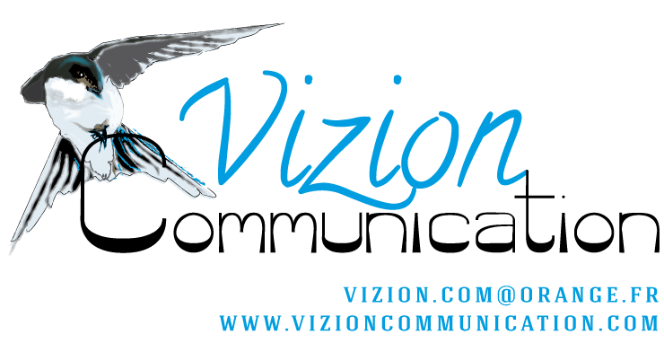 Logo Vizion Communication
